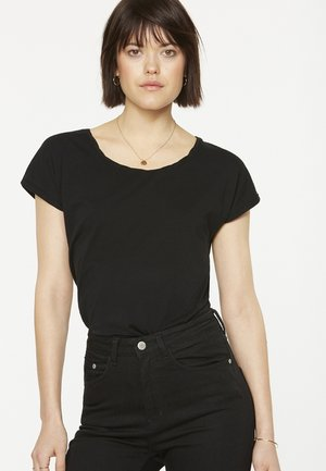 LAALE - Basic T-shirt - black