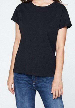 NAALIN - Basic T-shirt - black