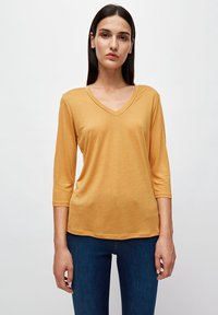 ARMEDANGELS - OLIVAA - Long sleeved top - caramel butter - 0