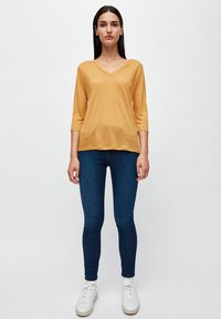 ARMEDANGELS - OLIVAA - Long sleeved top - caramel butter - 1