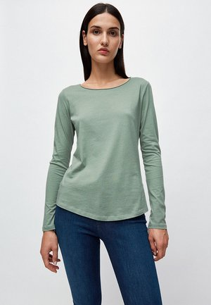 ROJAA - Long sleeved top - thyme green
