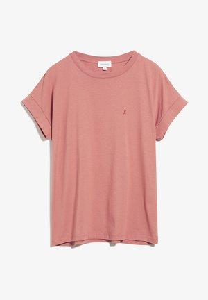 IDAA LOGO - T-Shirt basic - cinnamon rose