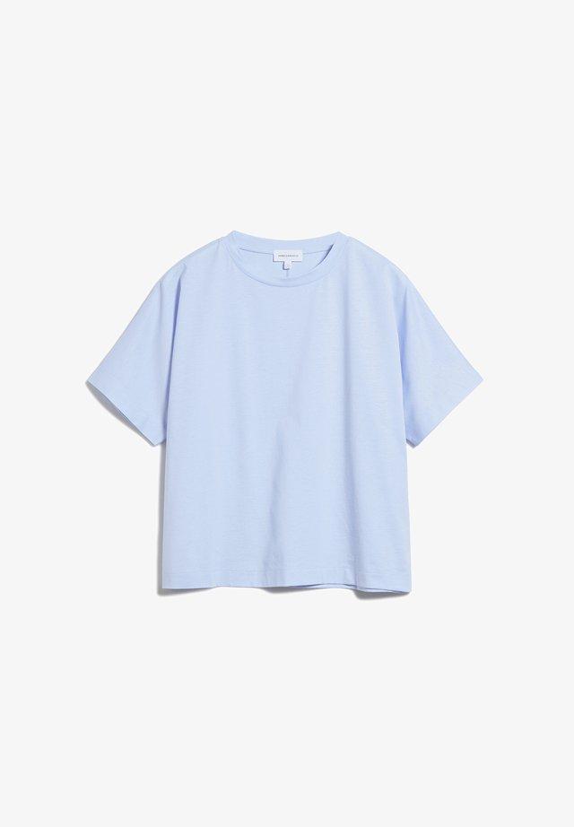 KAJAA - Basic T-shirt - pure blue