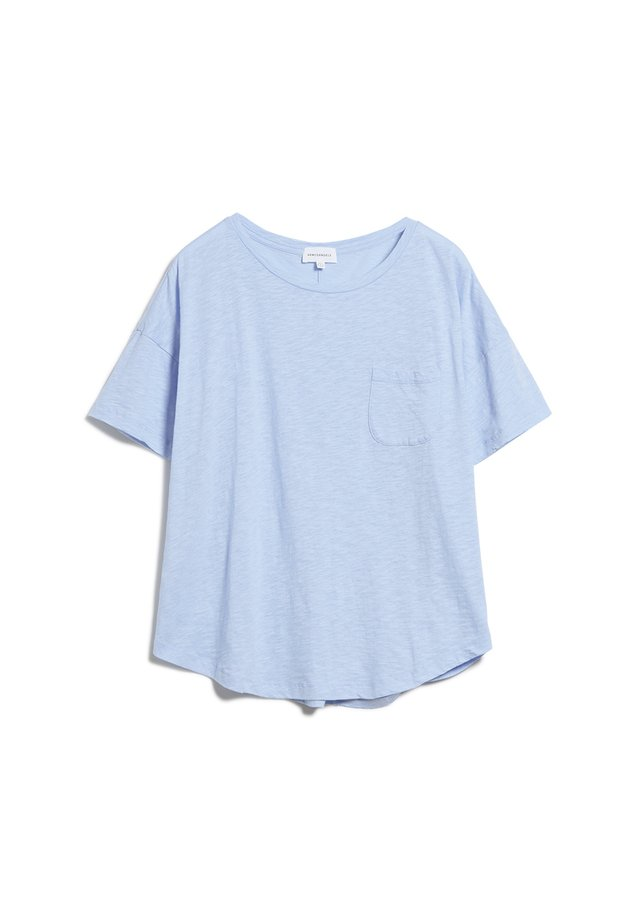 MELINAA - T-Shirt basic - pure blue