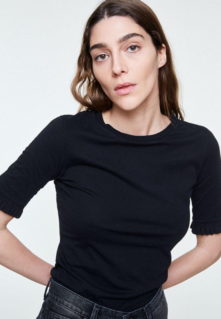 ARMEDANGELS - SEDAA - T-Shirt basic - black