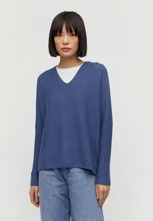 FAARINA - Jumper - blue indigo