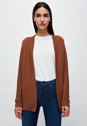 MASCHAA - Cardigan - brown
