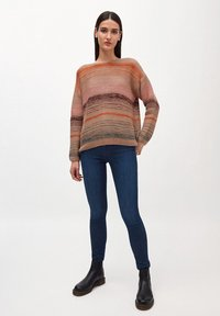 ARMEDANGELS - KONAA  - Jumper - light camel - 1