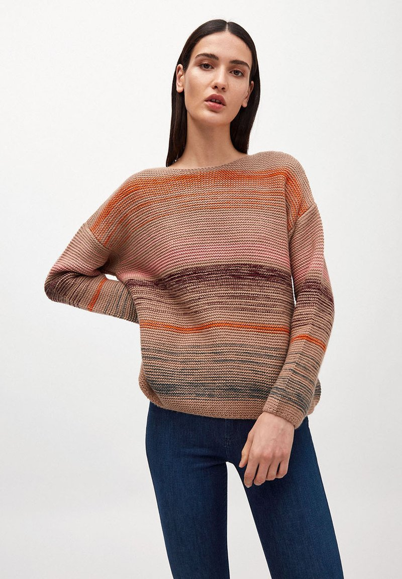 ARMEDANGELS - KONAA  - Jumper - light camel