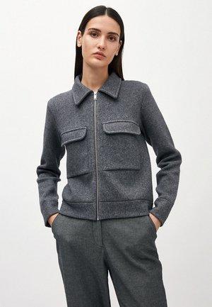 ALONDRAA - Cardigan - mid grey melange