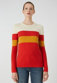 ARMEDANGELS - MILDAA - Jumper - red - 0