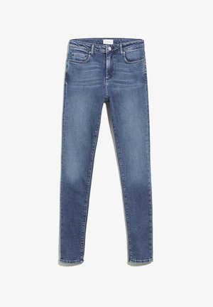 TILLAA - Jeans Slim Fit - stone wash