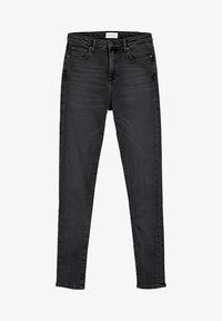 ARMEDANGELS - TILLAA X STRETCH - Jeans Skinny Fit - anthracite - 4