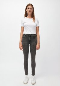 ARMEDANGELS - TILLAA X STRETCH - Jeans Skinny Fit - anthracite - 1