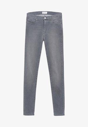 TILLAA X STRETCH - Jeans Skinny Fit - asphalt grey