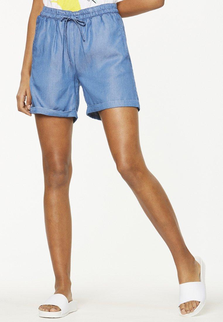 ARMEDANGELS - Shorts - blue