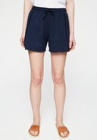 ARMEDANGELS - FINAA - Shorts - dark blue - 0