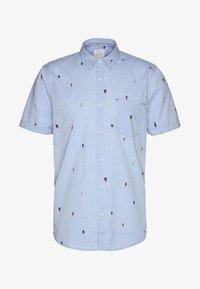 ARMEDANGELS - JAAKOV GLACE - Shirt - blue - 5