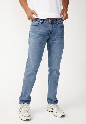 DYLAAN - Straight leg jeans - light stone wash