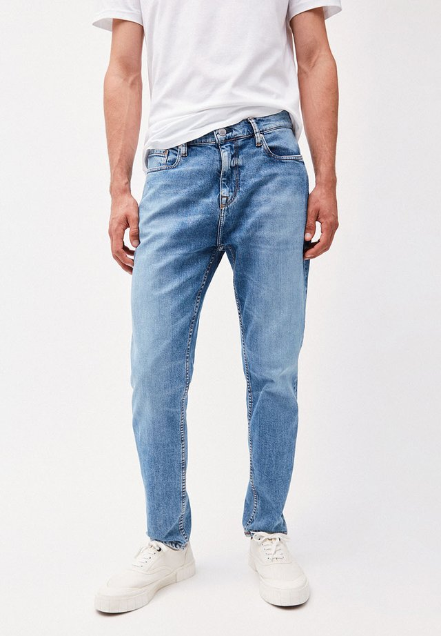 AARO - Straight leg jeans - brilliant blue