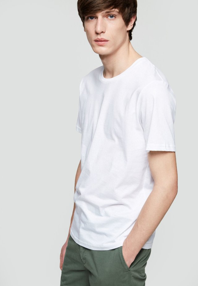 JAAMES - T-shirt basic - white