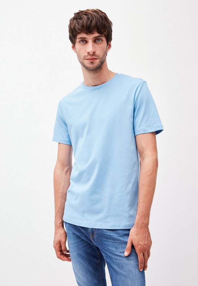 JAAMES - T-shirt basic - light blue