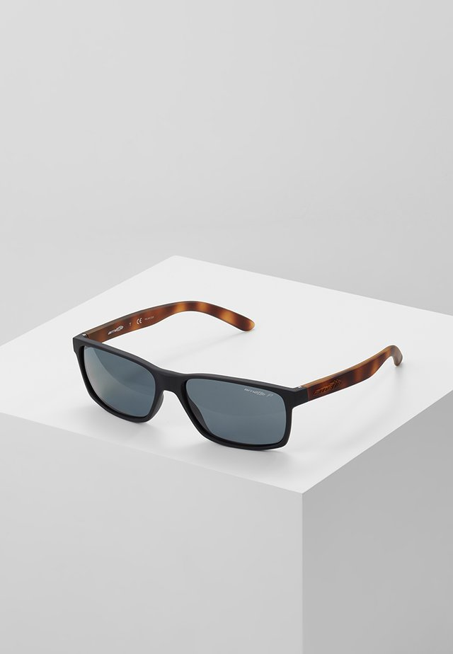 Sunglasses - fuzzy black