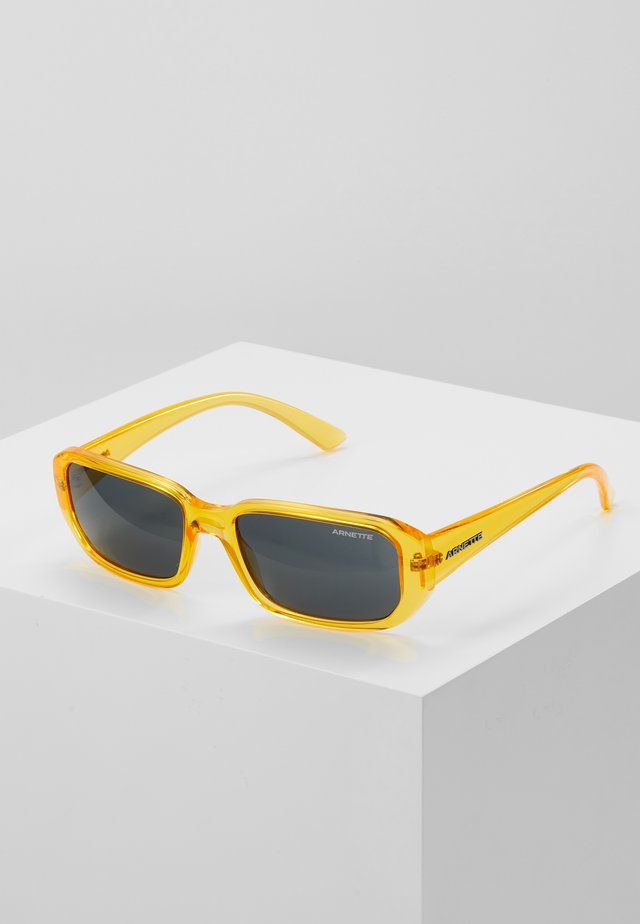 Sonnenbrille - transparent yellow