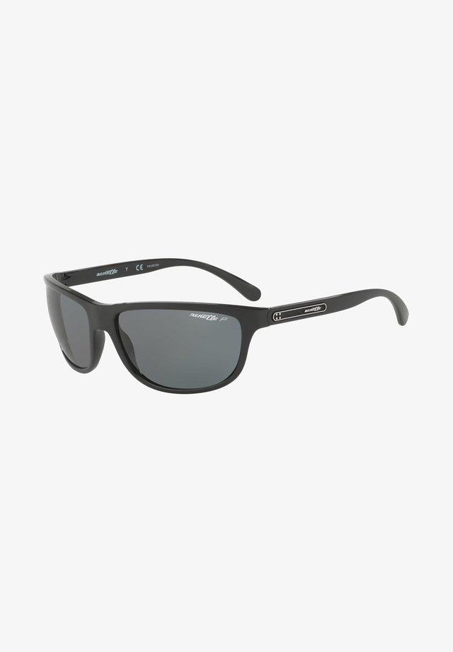GRIP TAPE - Sunglasses - black/grey