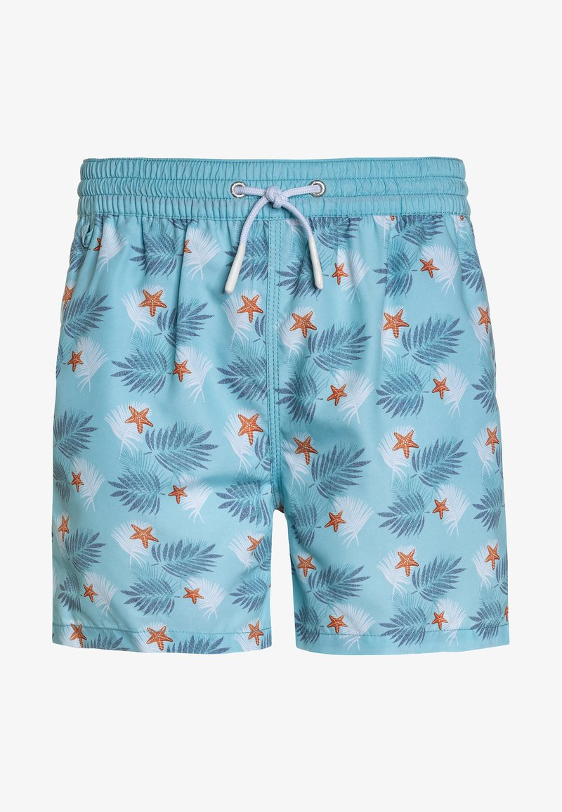 Archimède - MARQUISE BOXER - Swimming shorts - turquoise
