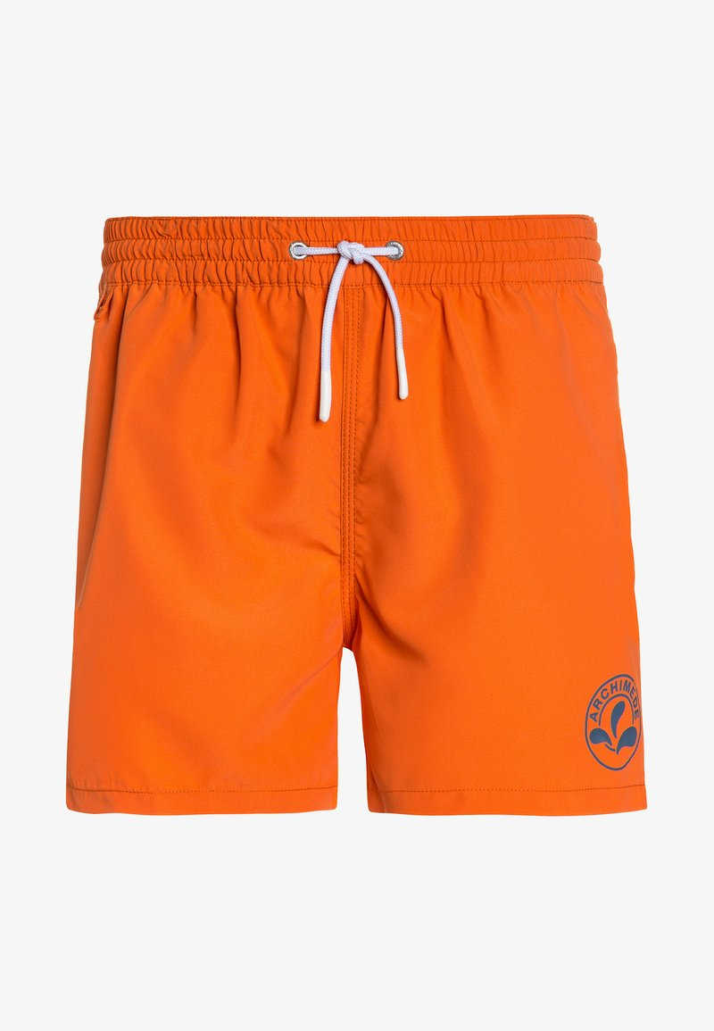 Archimède - BOXER - Swimming shorts - orange