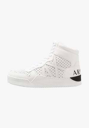 BASKET TOP - Sneakers alte - white