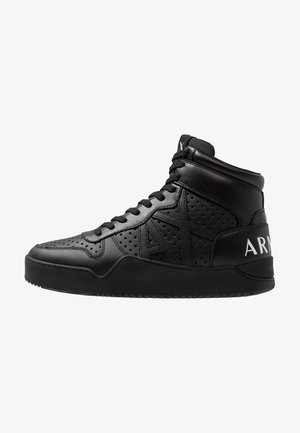 BASKET TOP - Sneaker high - black