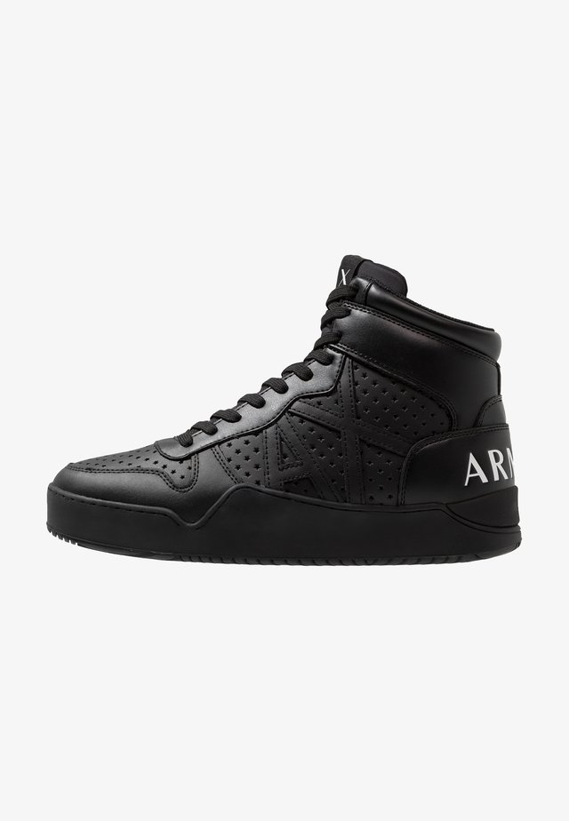 BASKET TOP - High-top trainers - black