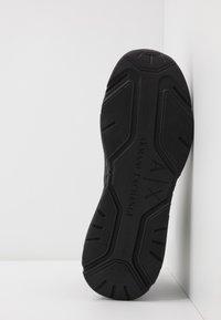 Armani Exchange - Sneakersy wysokie - black - 4