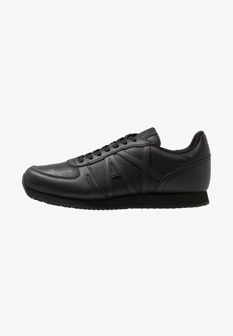Armani Exchange - RUNNER - Baskets basses - black