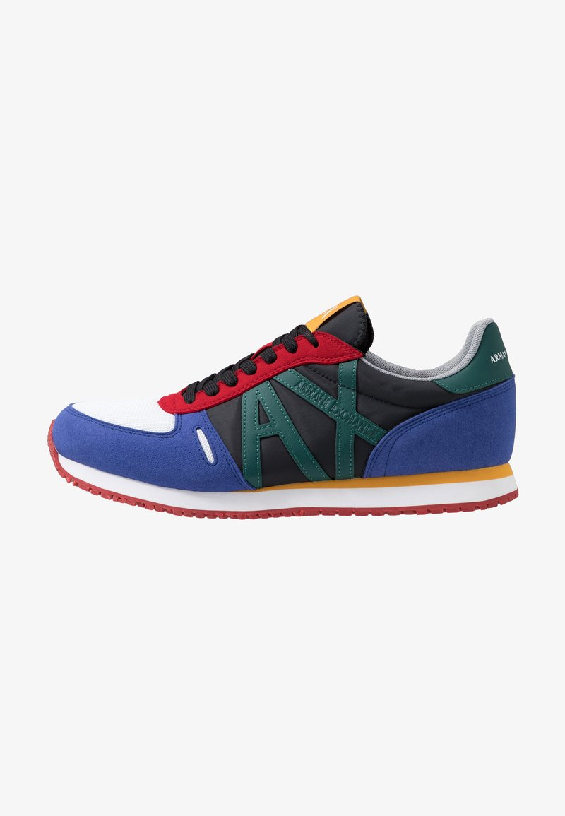 Armani Exchange - RUNNER - Sneakers basse - multicolour