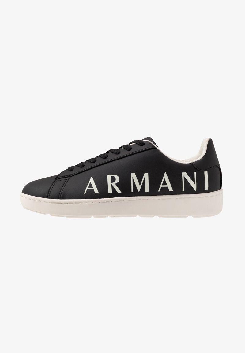 Armani Exchange - Sneakers - black/ivory