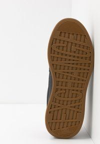 Armani Exchange - CHUNKY TENNIS - Sneakers - black/red - 4