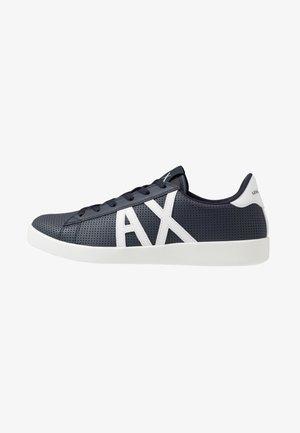 Sneakers - navy/opti white