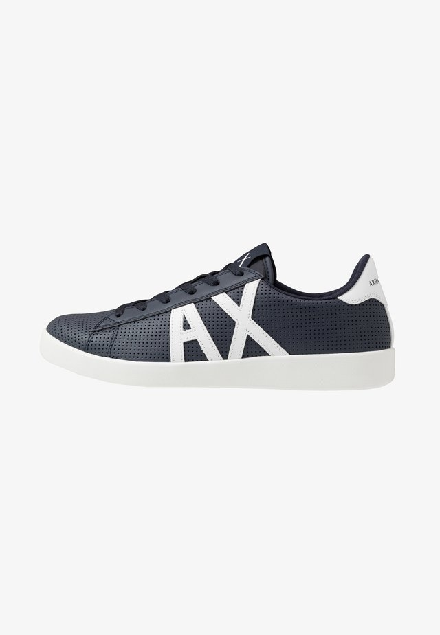 Sneakers - navy/opti white