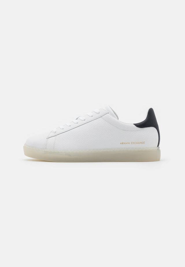 CLEAN CUPSOLE - Sneakers - white