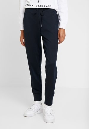 TROUSER - Jogginghose - navy