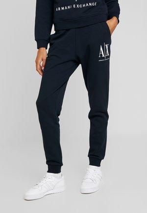 TROUSER - Pantaloni sportivi - navy