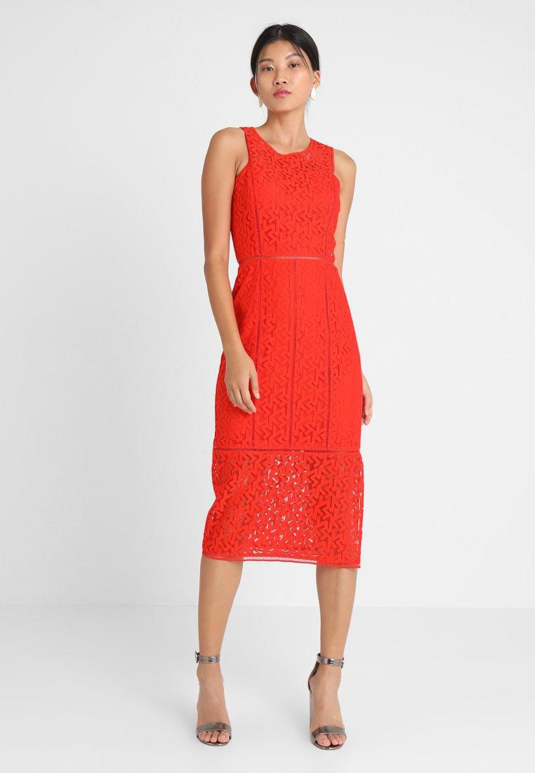 Armani Exchange - Cocktailkleid/festliches Kleid - red