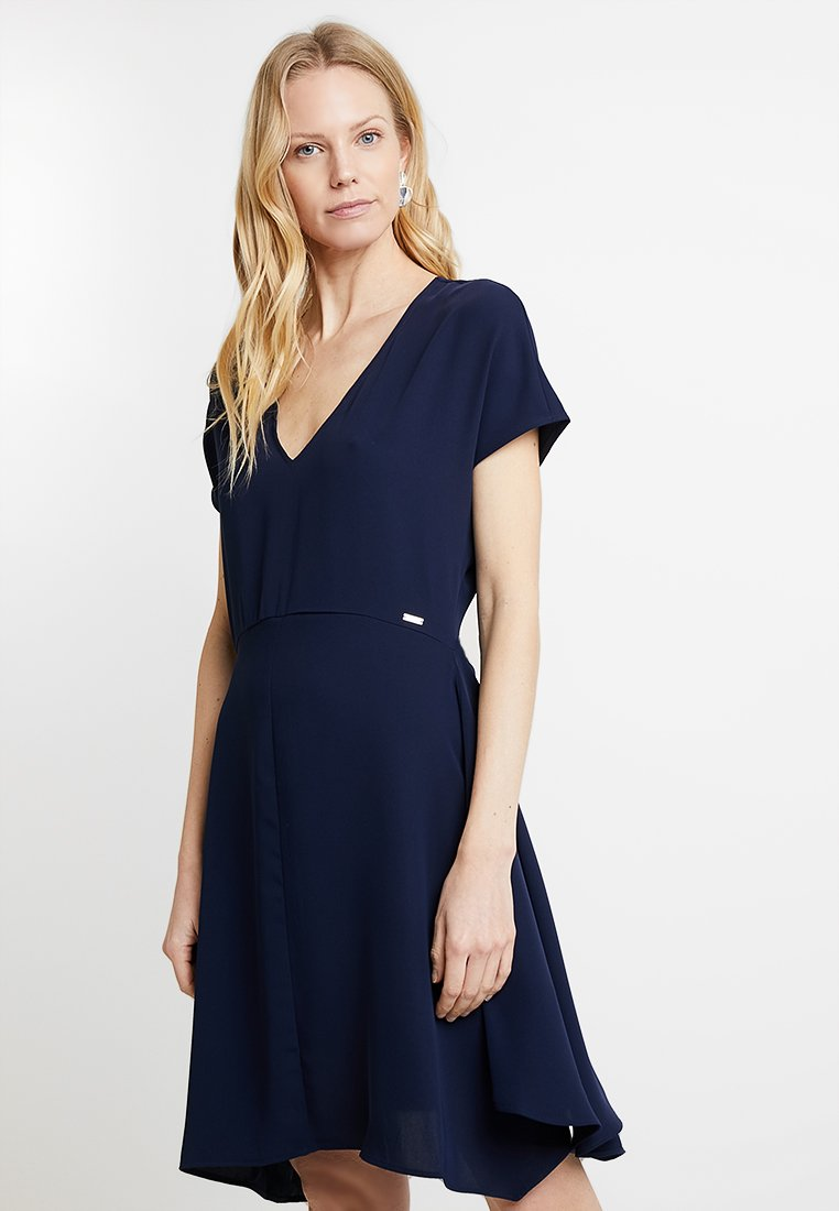 Armani Exchange - Day dress - blue moon