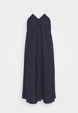 DRESSES - Maxi šaty - blueberry jelly