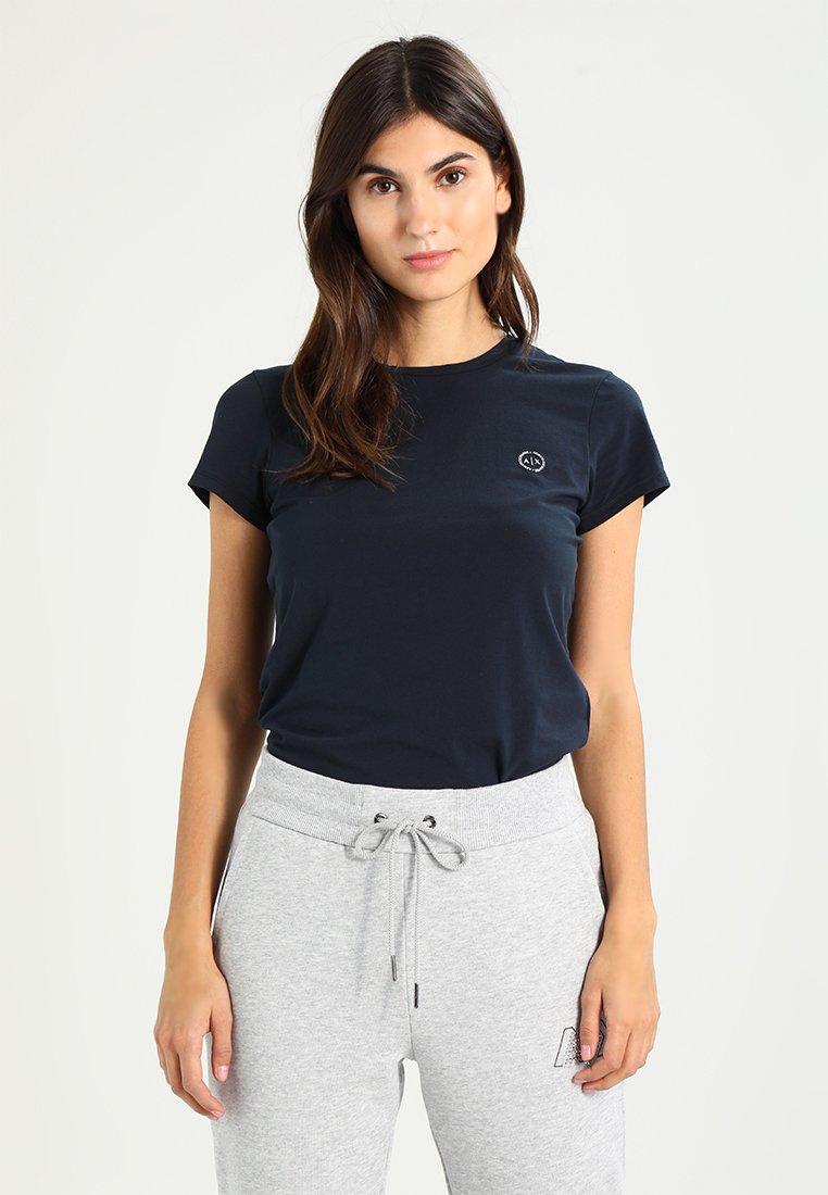 Armani Exchange - T-Shirt basic - navy