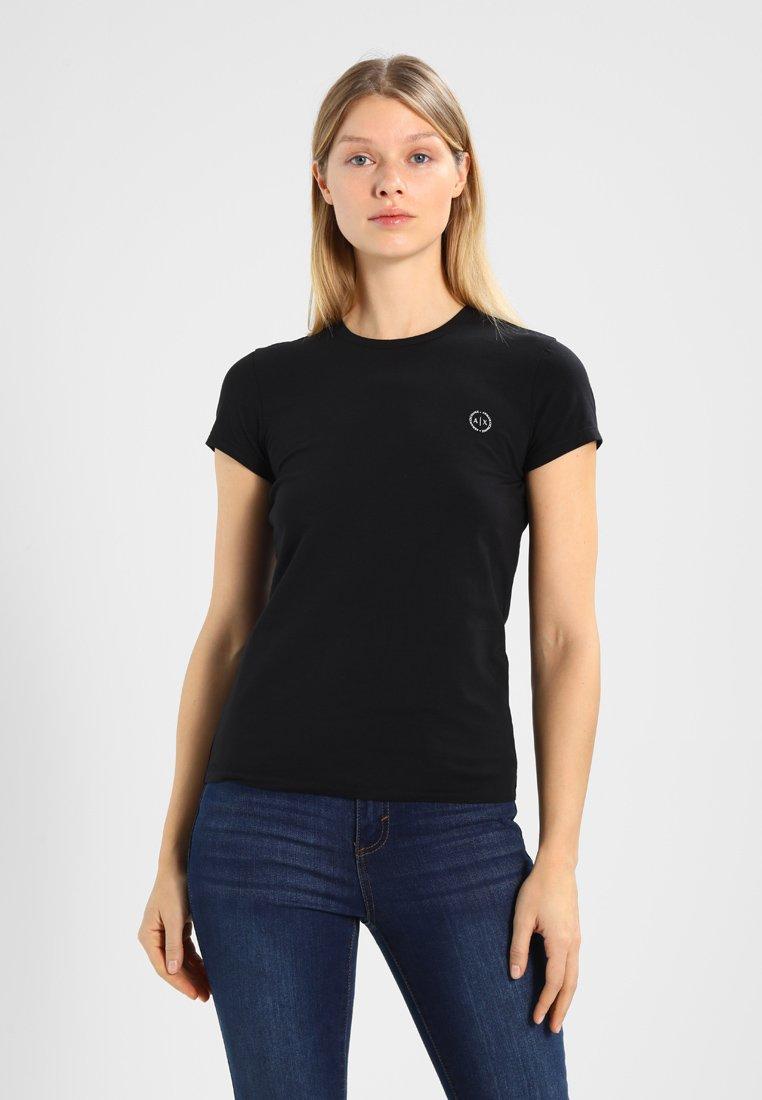 Armani Exchange - T-shirt basique - black