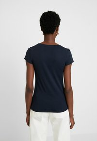 Armani Exchange - Print T-shirt - navy - 2